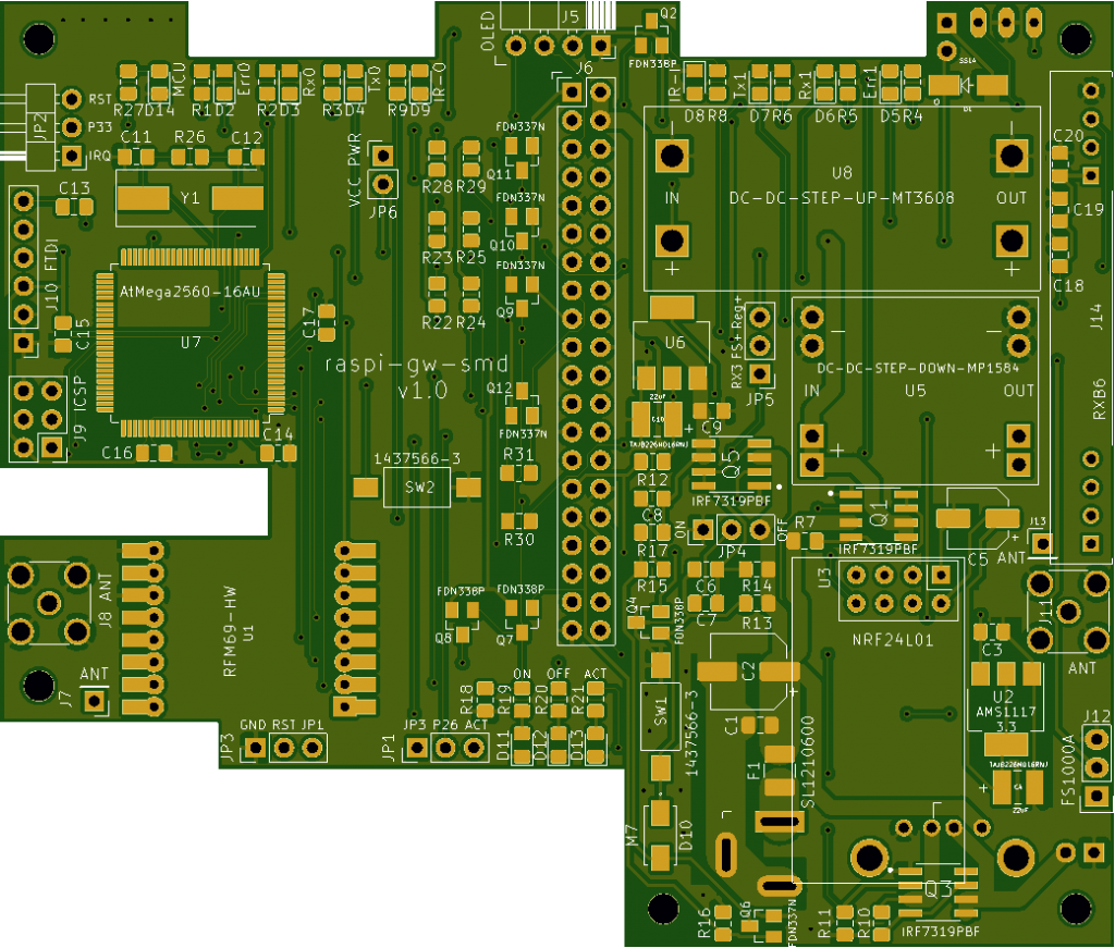 d-diot board